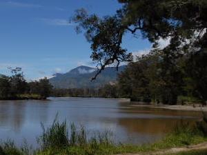 Las tierras altas Wamena