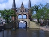 The Waterpoort In Sneek - Netherlands