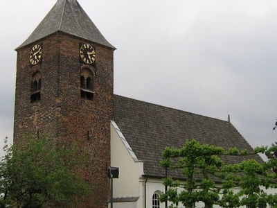 The White Church In Bunnik