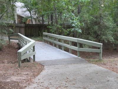Bridge In The Woodlands