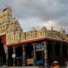 Thiruchendur Templo y playa