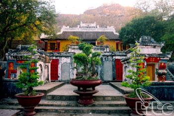 Thoai Ngoc Hau Tomb