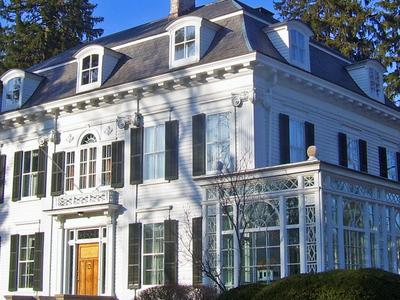 Thomas  Nast  Home