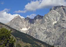 Thor Peak - Grand Tetons - Wyoming - USA