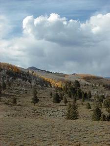 View Of Thousand Lakes Mountain