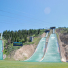 Three Of The Parks Ski Jumps