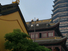 Tianning  Temple In  Changzhou