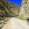 Tianshan Grand Canyon - Bicycle Experience