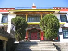 Tibeta Biblioteko