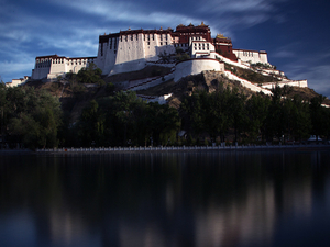 Holy Lhasa City Spiritual Tour Photos