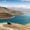 Tibet Yamdrok Lake