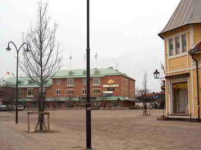 Tidaholm Pedestrian Area