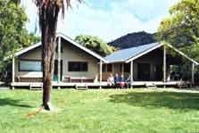 Tieke Kainga Hut