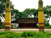 Tien Cong Shrine