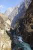 Tiger Leaping Gorge In Yunnan Near Lijiang