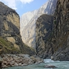 Tiger Leaping Gorge In Yunnan