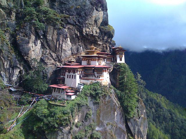 Beauty of Bhutan Photos