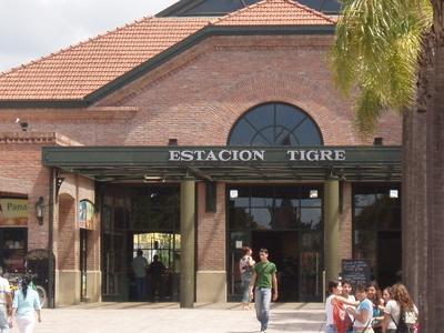 Tigre Train Station