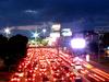 Tijuana  Border  Traffic