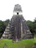 Tikal Temple III - Tikal - Guatemala