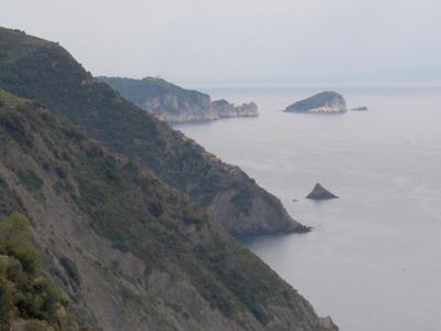 Tinetto Island