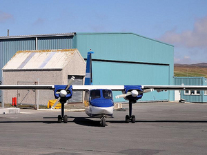 Tingwall Airport