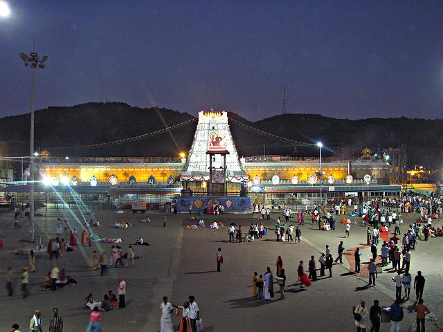 Tirupati Bala G Yatra Photos