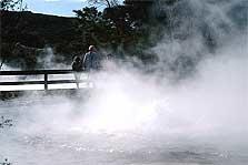 Tokaanu Thermal Walk - Tongariro National Park - New Zealand