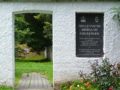 Memory Park Of Literature, Tokaj