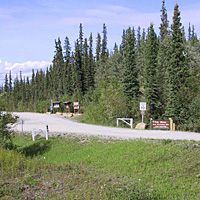 Tok River State Recreation Site