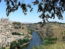 Toledo On Both Sides - Spain