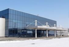 Tolmachevo Airport Novosibirsk