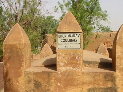 Tombe  Biton  Coulibaly