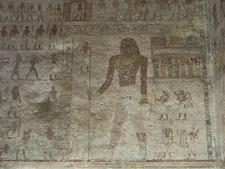 Tomb Of Amenemhat Dahshur Egypt