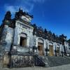 Tomb Of Khai Din In Hue