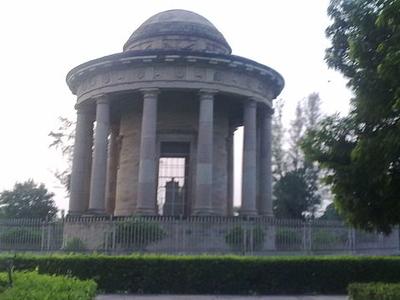 Tomb Of Lord Cornwallis