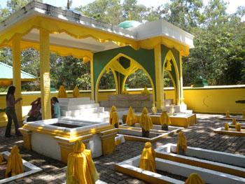 Tomb Of Raja Ali Haji