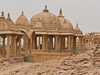 Tombs In Bada Bagh