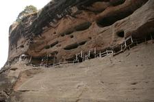 Tombs In Wuyishan