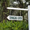 Tommanggong Airport