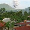 Volcano Lokon-Empung