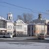 Tomsk Lenin Square
