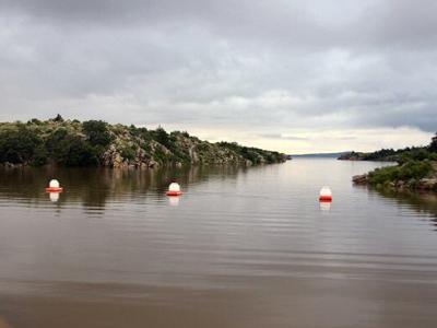 Tom Steed Reservoir