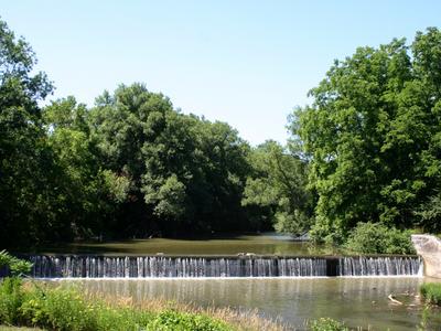 Tonawanda Mill Dam