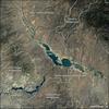 Tonto Basin - Sattelite Image
