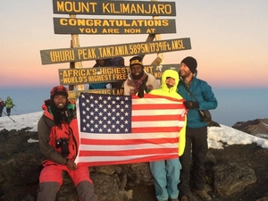 Kilimanjaro Lemosho Route