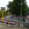Top Thrill Dragster's Launch Area With