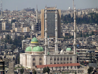 Top Tourist Attractions In Aleppo