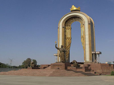 Top Tourist Attractions In Dushanbe