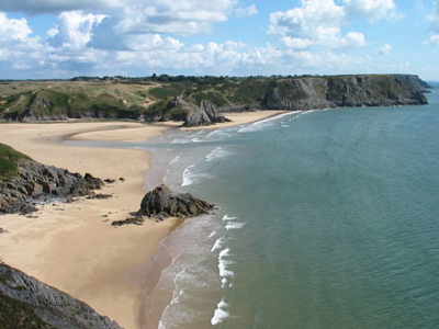 Tor Bay And Three Cliffs Bay